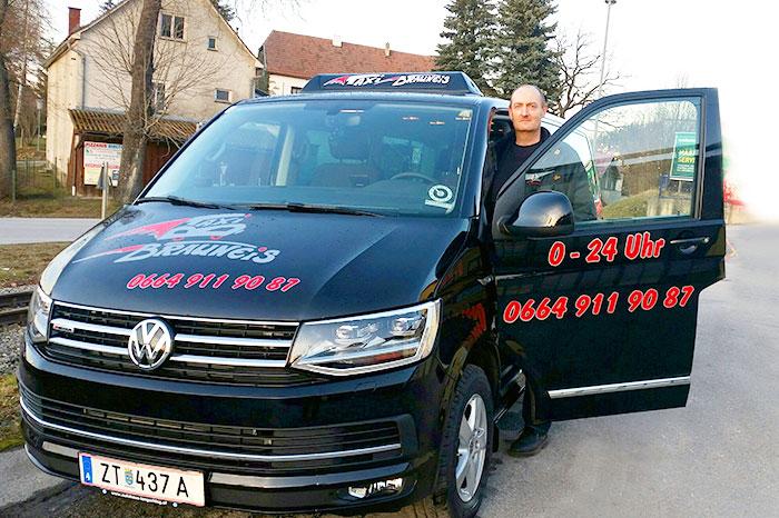 Taxi Brauneis Langschlag