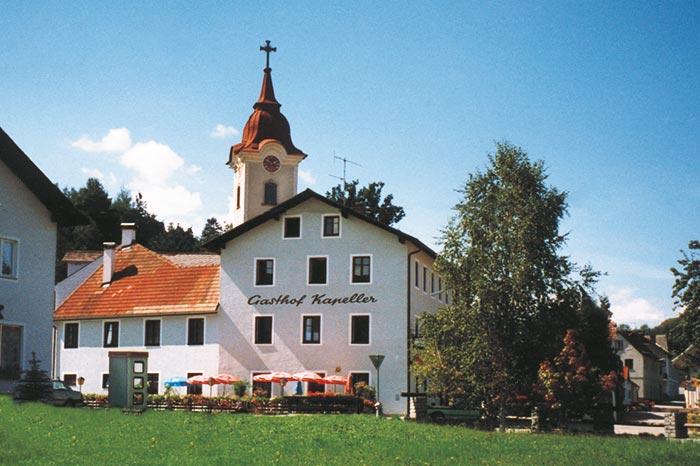 Gasthof Kapeller Kirchbach
