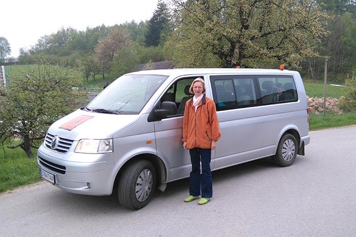 Taxi Schöller Lembach (c) Helmut Brandstetter