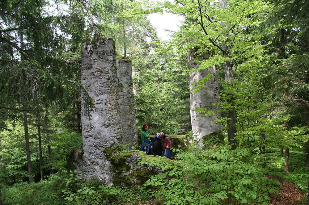 Steinjuwelen, Galgen von Arbesbach (c)Martin Lugmayr