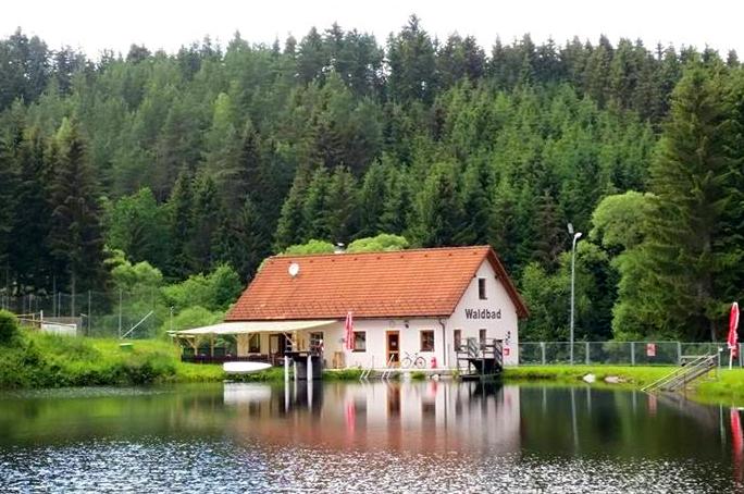 Waldbad Rappottenstein (c) Gemeinde Rappottenstein