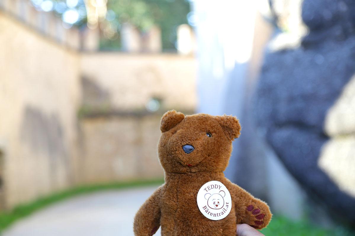 Bruno und die Teddybärentrails
