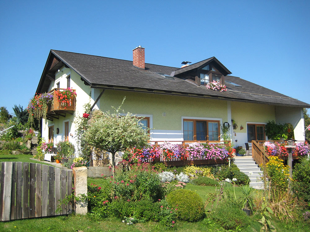 Gästehaus Huber in Kamp bei Arbesbach