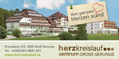 Herz-Kreislauf-Zentrum Groß Gerungs