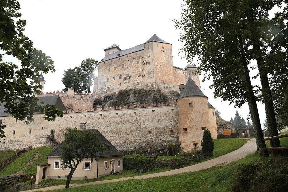 Burg Rappottenstein (c)Martin Lugmayr