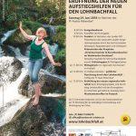 24.6.2018 - Eröffnung der neuen Aufstiegshilfen für den Lohnbachfall