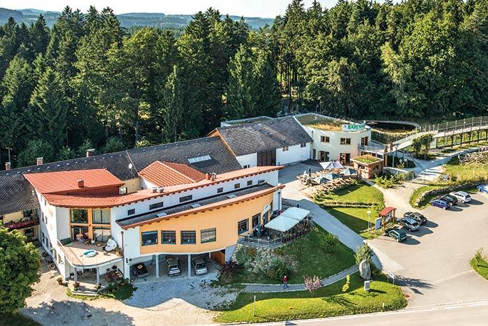 Restaurant Bärenhof Kolm Schönfeld