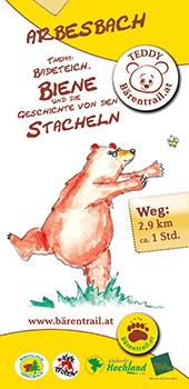 Teddybärentrail Arbesbach