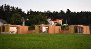 Bärenhof Kolm roo'n Lodges Arbesbach