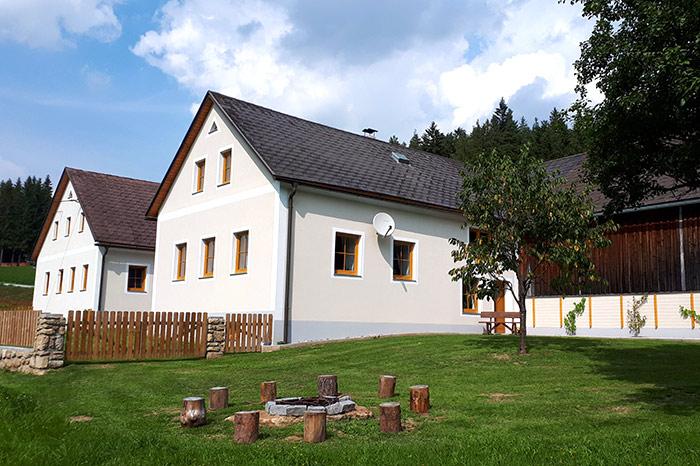 Ferienhaus Buxbaum in Kamp bei Arbesbach