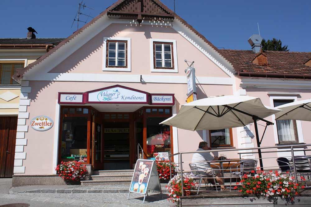 Bäckerei Wagner Groß Gerungs
