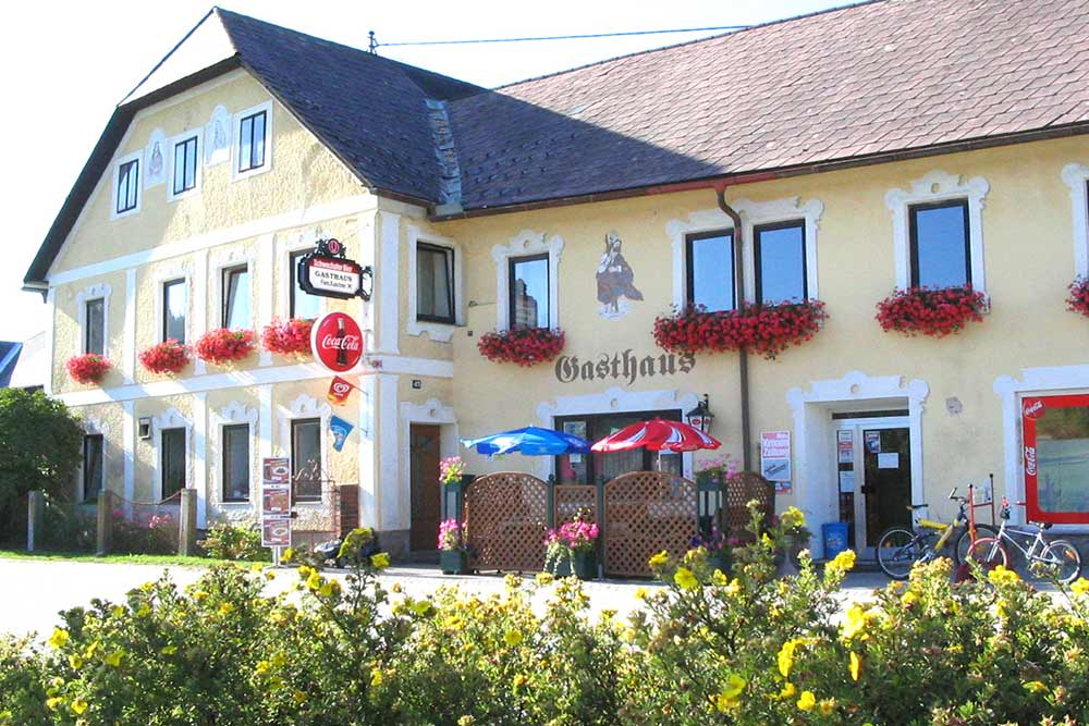 Gasthaus Kastner Griesbach Sommer