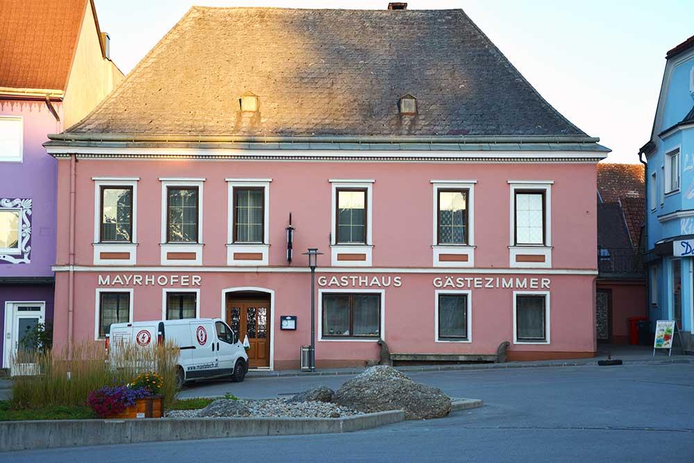 Gasthaus Mayrhofer Groß Gerungs