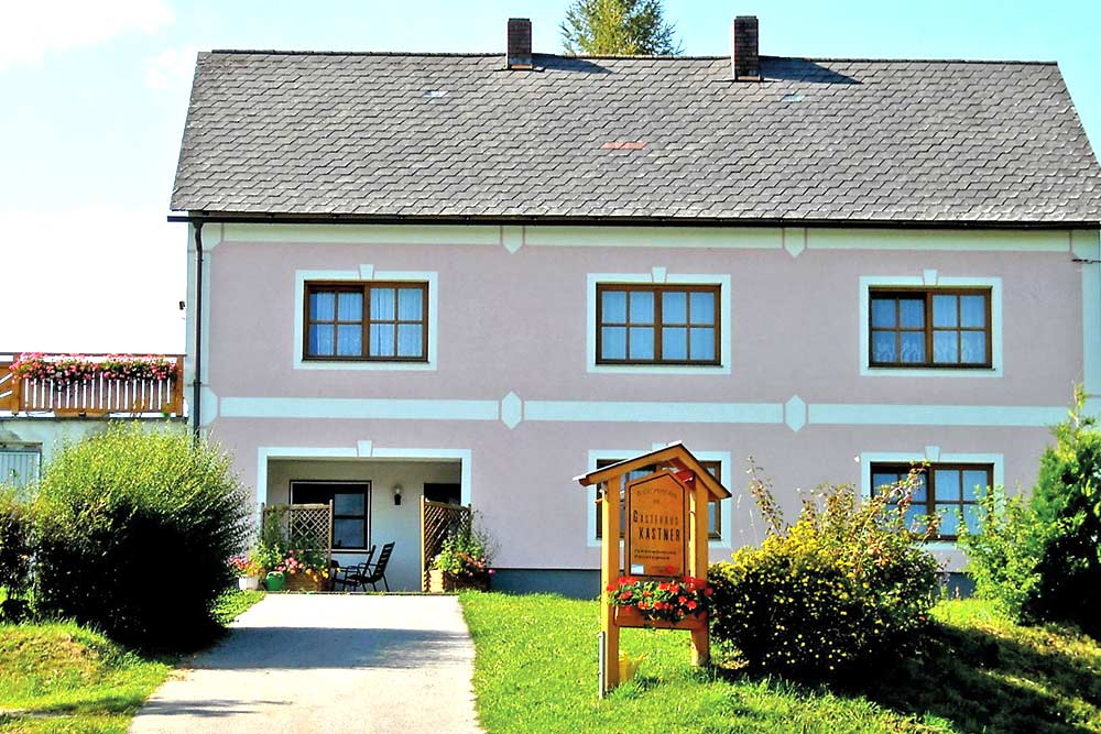 Gästehaus Kastner Griesbach