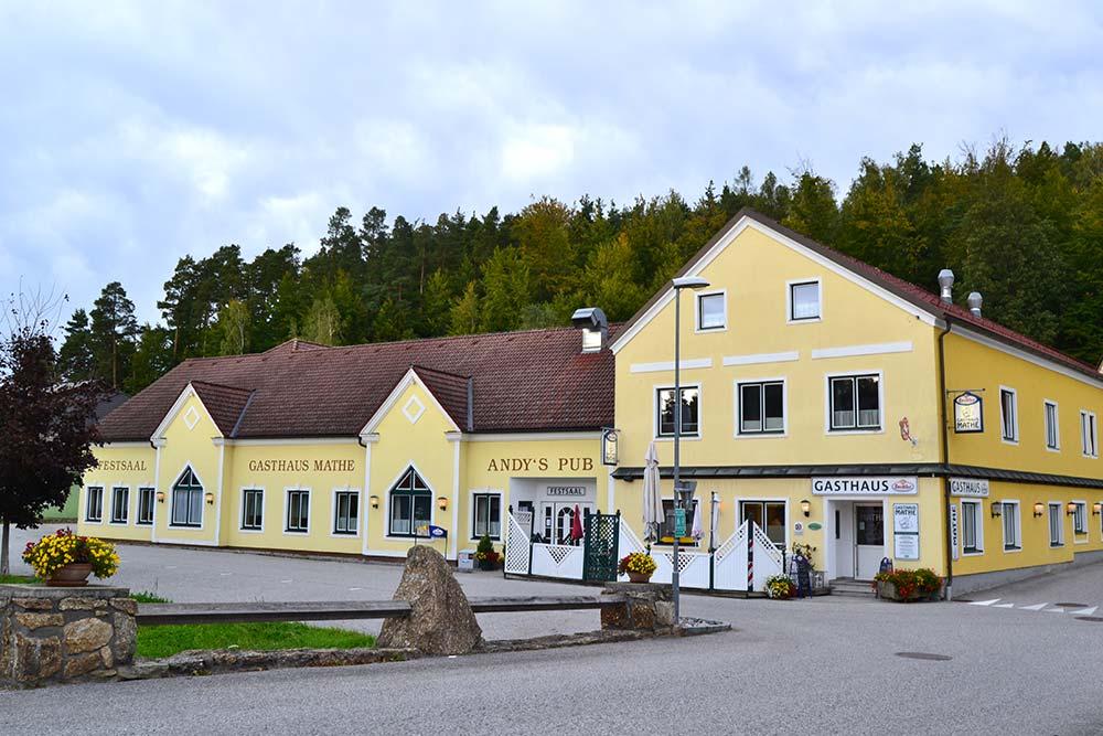 Landgasthof Mathe in Etzen