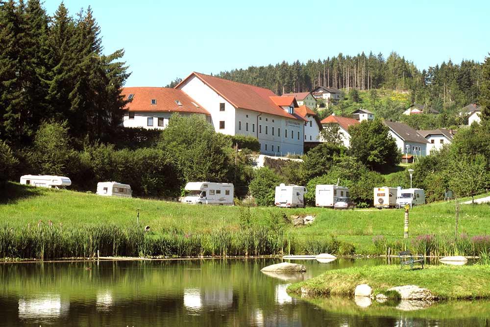 Stellplatz Ganser Arbesbach