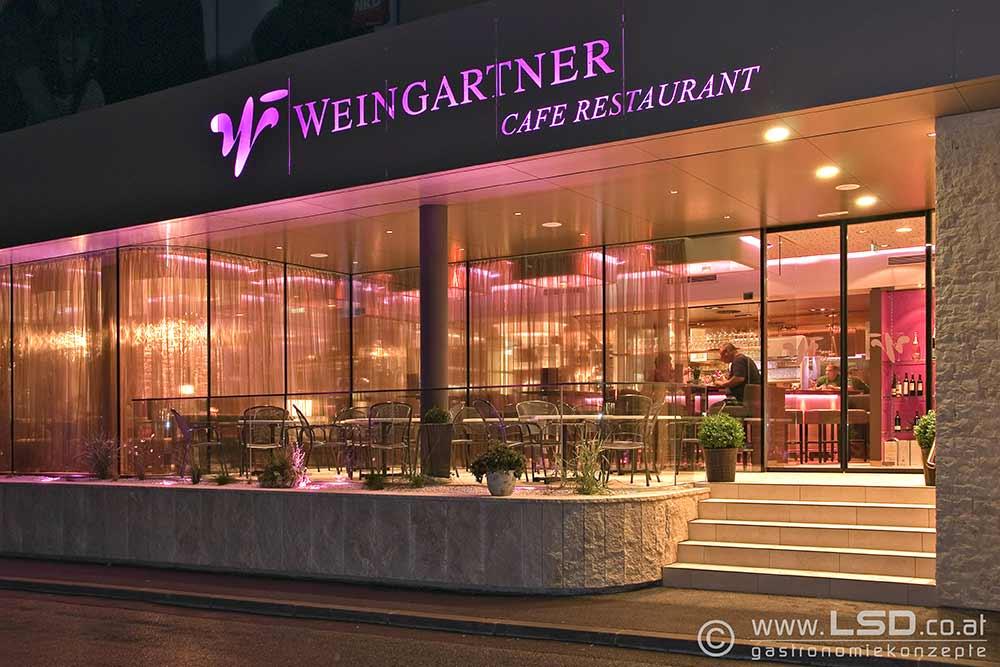 Weingartner Bäckerei Cafe Restaurant Groß Gerungs
