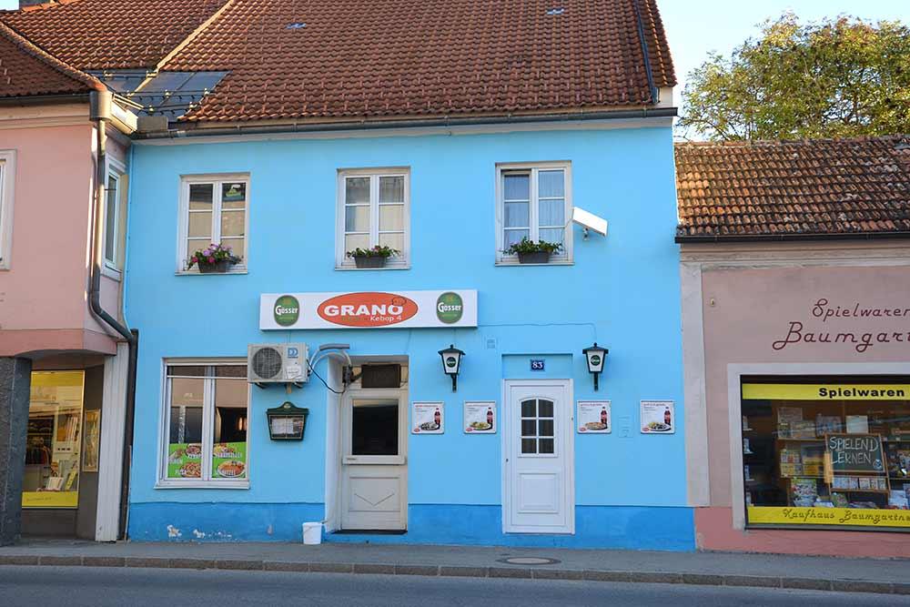 Grano Pizza Kebap Groß Gerungs (c)Stadtgemeinde Groß Gerungs