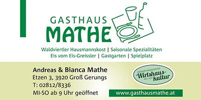 Gasthaus Mathe Etzen