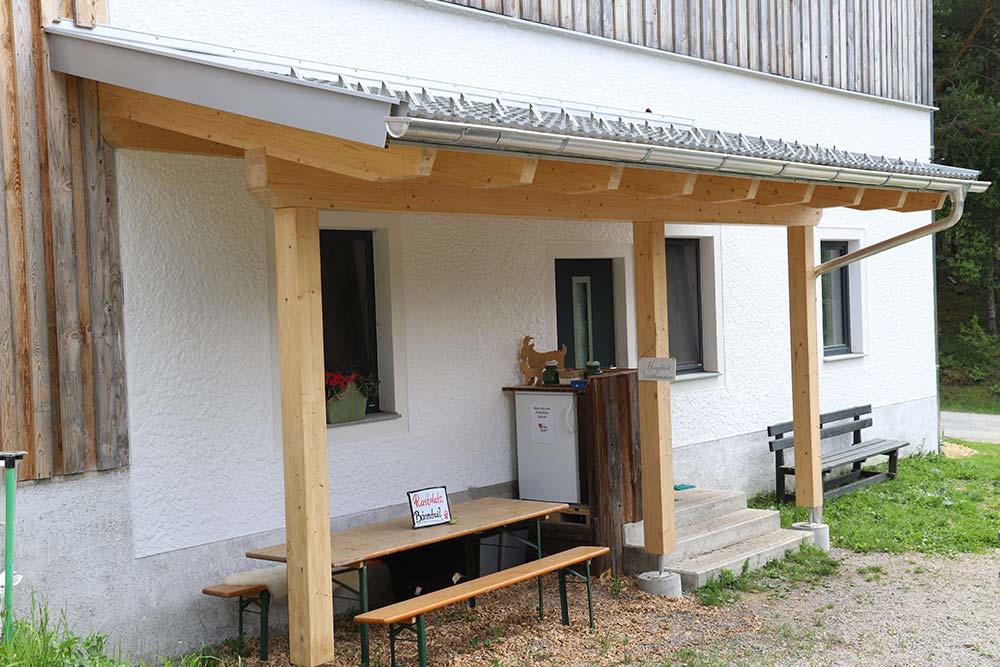 Labstelle Gersthofer Hausmühle (c) Martin Lugmayr