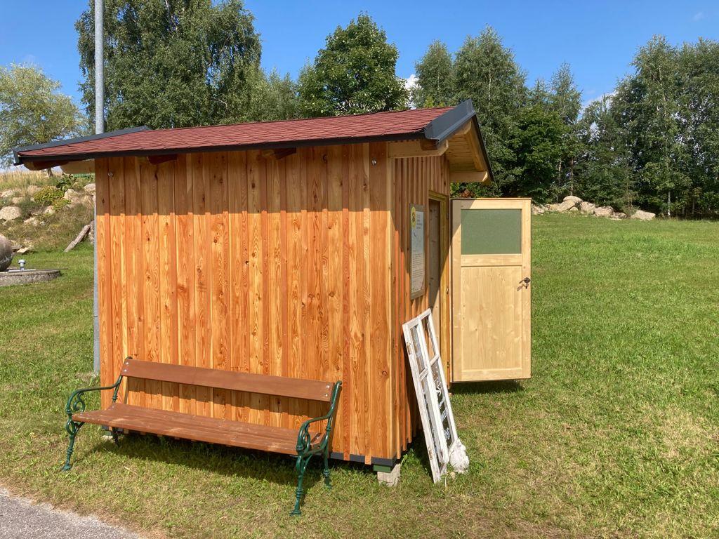Labstelle Am Hirschkogl, Einfalt Antenfeinhöfen